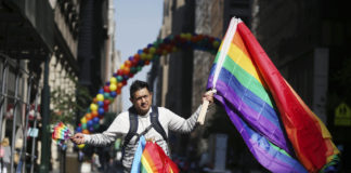 LGBTQ Pride, New York