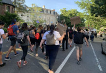 Tony McDade protest, black lives matter, transgender rights