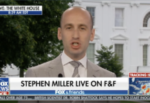 Trump adviser Stephen Miller