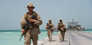 US Troops, Marines, Military