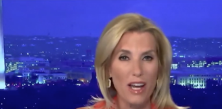 Fox News host Laura Ingraham