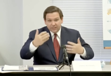 Florida Gov. Ron DeSantis