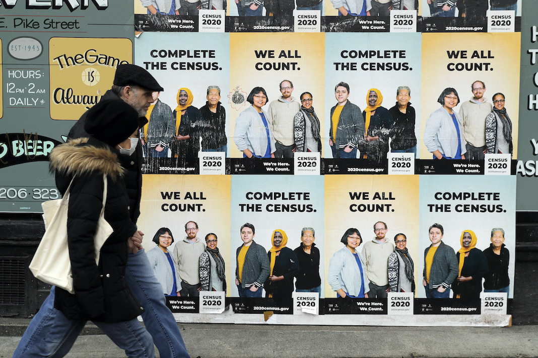 Supreme Court ruling stops census workers from completing their jobs