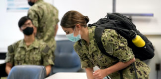 Virus Outbreak Military Academies