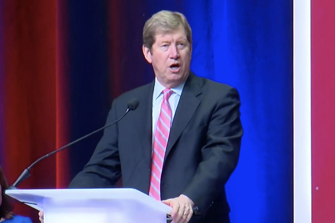 Republican candidate Jason Lewis