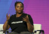 Patrisse Cullors, co-founder of BLM