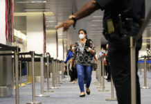 Virus Outbreak Holiday Travel