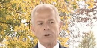 White House adviser Peter Navarro