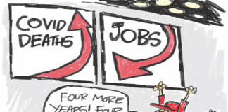 Cartoon: Four more years
