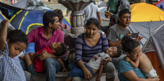 Asylum seekers, refugees, immigration, family separation