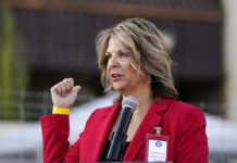 Arizona GOP chair Kelli Ward