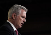 House Minority Leader Kevin McCarthy