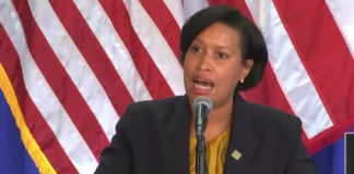 Muriel Bowser, Washington, D.C.