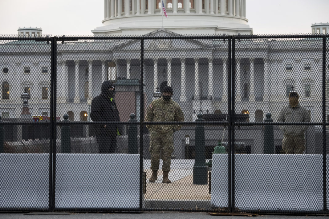 US Capitol security, insurrection