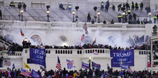 Capitol rioters Jan. 6, 2021