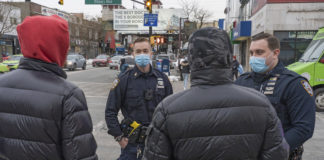 New York City Police Department officers