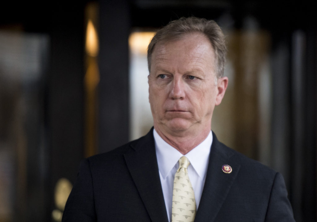 GOP congressman: My stepdad needed government aid so no one else should  have it