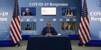 White House briefing on COVID-19 response