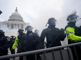 Capitol Police, riots, insurrection