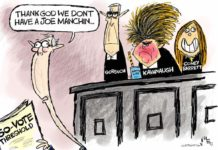 Cartoon: Sticking Your Neck Out For Thresholds