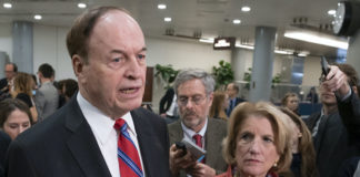 Richard Shelby and Shelley Moore Capito
