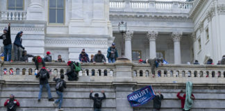 US Capitol rioters January 6
