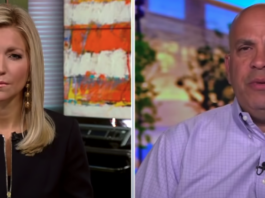Ainsley Earhardt and Michael Rivera